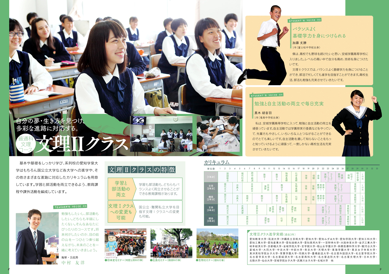 文理Ⅱクラス
